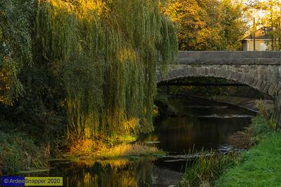 The Bridge over the river Dee