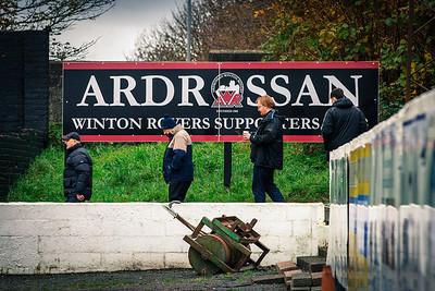 Ardrossan Winton Rovers v. Dunbar United, Scottish Junior Cup 2nd round, 28/10/2017