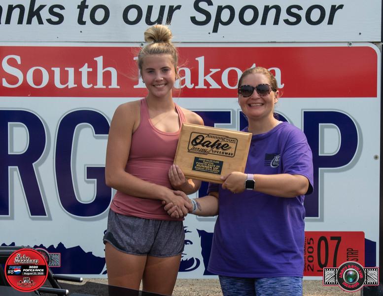 Chelsey Mohr, Mitchell, SD ~ R/U ~ L&O Acres Junior Major Pepsi Pts #8