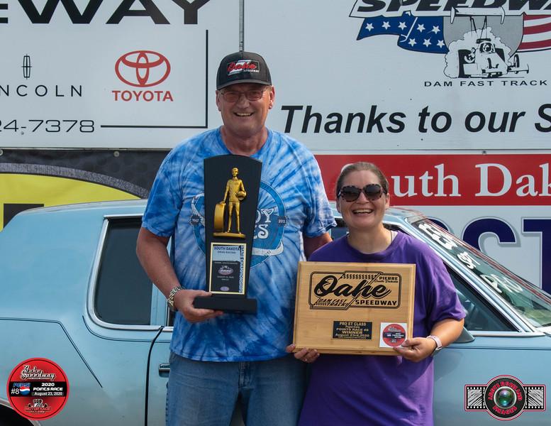 David Wyum, West Fargo, ND~ Winner ~ South Dakota State Drag Racing Pro ET Champion / Watty's Garage Pro ET Pepsi pts #8