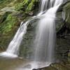 Dark hollow falls on Skyline drive, Shenandoah national park