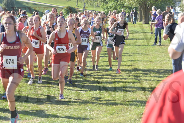 Area Cross County at Knoxville 9-23-16