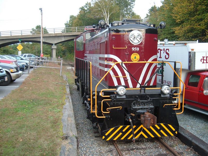 959 at Meredith Sept 2006