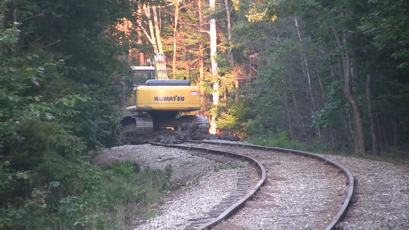 That's Not a Train, August 2008
