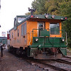 Pushpull Caboose: Fitted with equipment for shoving moves!