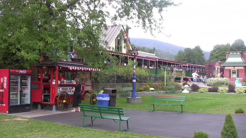 Clark's Trading Post, Railroad Days 2008