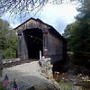 Covered Bridge   White Mountain  Central  Lincoln, NH