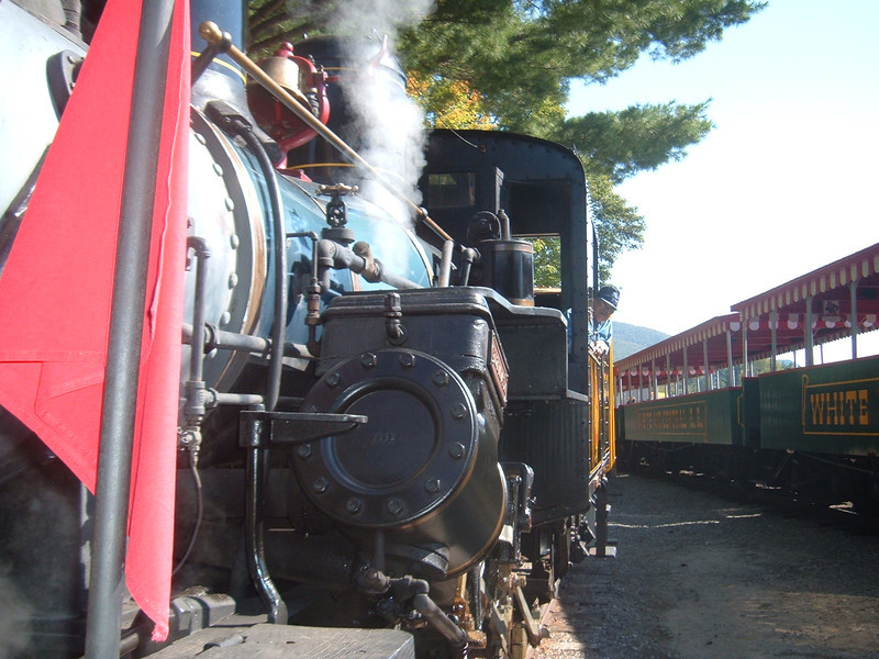 Number 6 at Railroad Days 2012