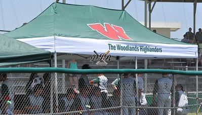 """2014 The Woodlands HS Baseball Team"""
