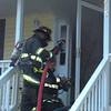 2nd line in front door