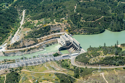 Keswick Dam
