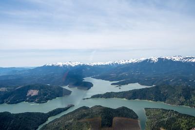 Trinity Lake, 2017-05-07
