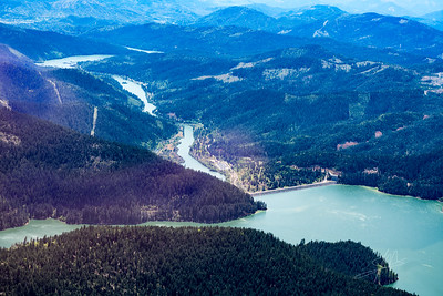 Trinity Dam, 2017-05-07