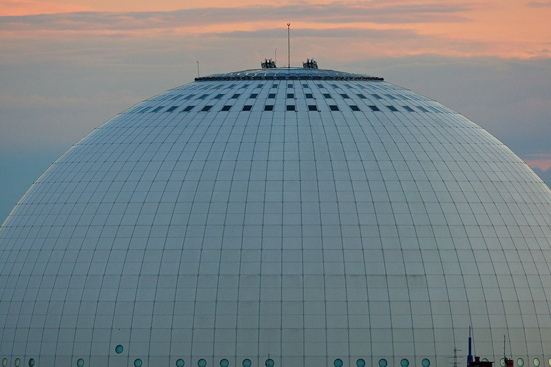 The Globe Arena, Stockholm