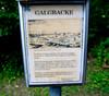 550 m från Söderstadion ligger Galgbacken i Hammarbyhöjden, i dag fornminne där ett par stenar minner om den bryska tid som varit. <br /> <br /> .