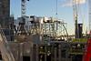 Nov 2011.<br /> Intressant att man byggde dessa gigantiska balkar på marken för att sedan hissa upp dem.<br /> <br /> .