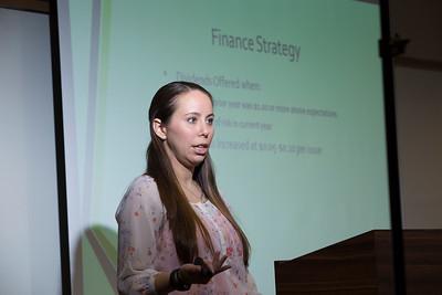 Business Capstone Presentations - Fall 2016