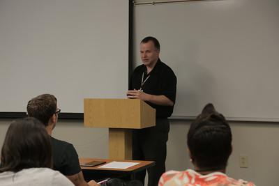 Tony Smith - Communications Instructor