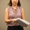 Adviser Cindy Kurpoas