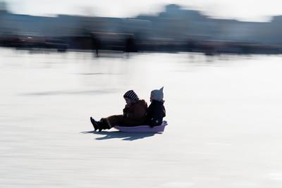 Joy on The Lakes, Copenhagen February 2021