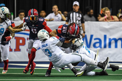 Philadelphia Soul vs. Washington Valor