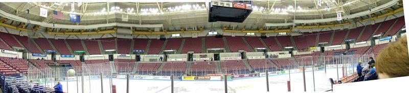 Charleston Civic Center - Charleston SC - ECHL Stingrays