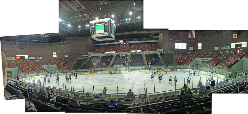 Pensacola Civic Center - Pensacola FL - ECHL IcePilots