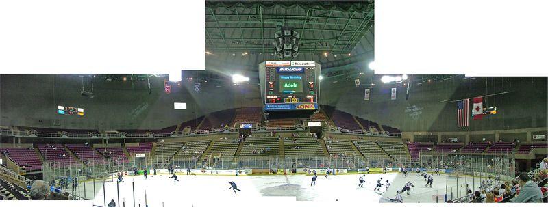 Gulf Coast Center - Biloxi Miss - ECHL SeaWolves