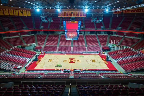 Arena & Stadium