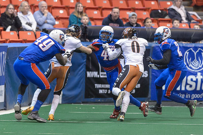 Omaha Beef @ Chicago Eagles April 9, 2016