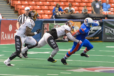 Omaha Beef @ Chicago Eagles May 28, 2016