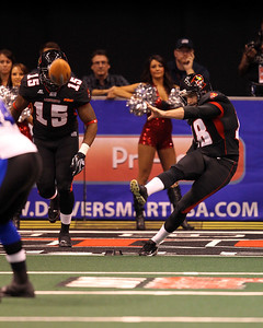 4-20-12 Georgia Force vs Orlando Predators