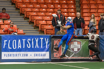 Sioux City Bandits @ Chicago Eagles April 16, 2016