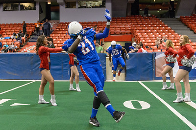 Wichita Force @ Chicago Eagles March 18, 2016