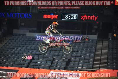 Amsoil Arenacross - Grand Rapids - 1.18.15