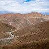 Along the  road to Arequipa