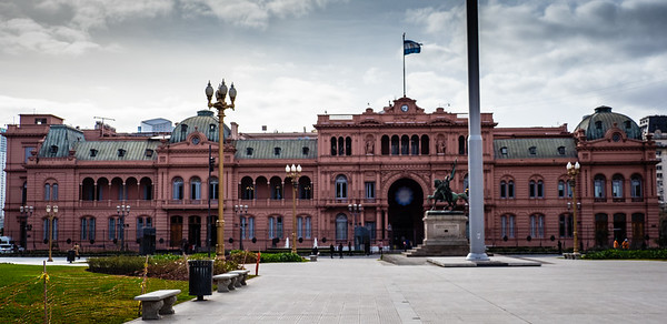 Casa Rosada (Presidental Palace)