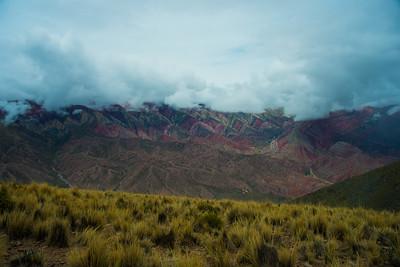 Hornocal, Argentina