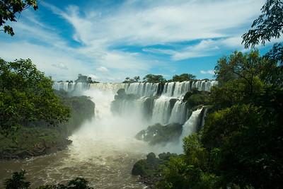 Iguazu, Falls