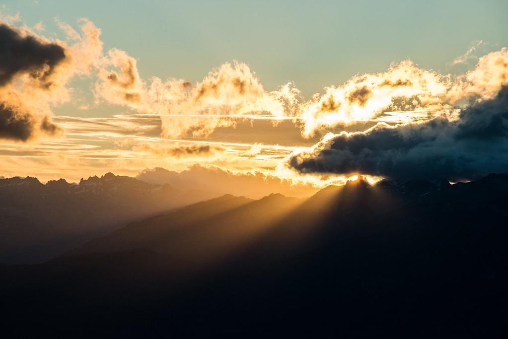 Cerro Piltriquitron, Argentina