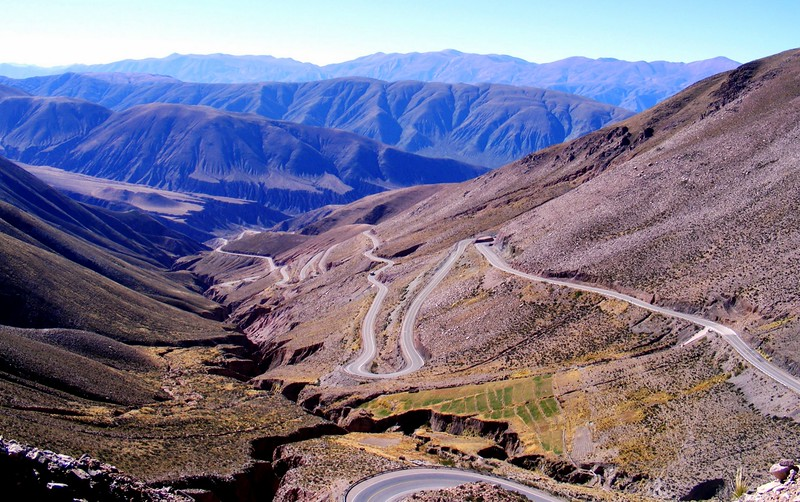 Day trip from Salta to Jujuy