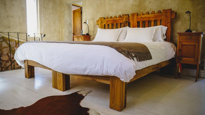Suite room upgrade at Finca Adalgisa