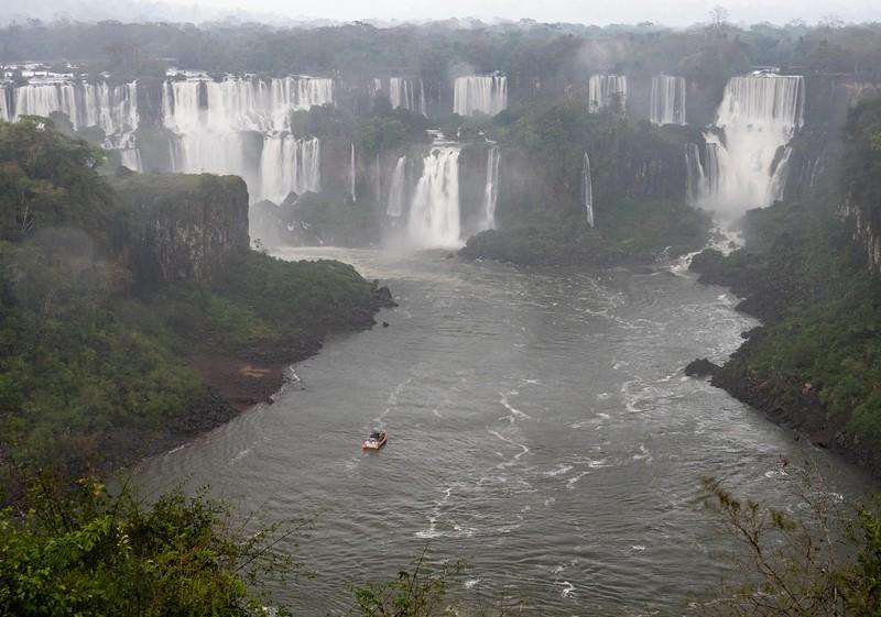 Iguazu 1 (from Brazil)