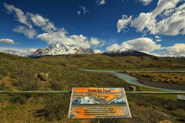 Torres del Paine Day 1