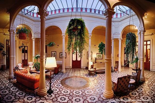 ARGENTINE. DELTA DU PARANA. Hotel Del Casco à San Isidro