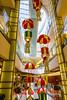 Interior decor of the Recoleta Mall in Recoleta, Buenos Aires, Argentina, South America.