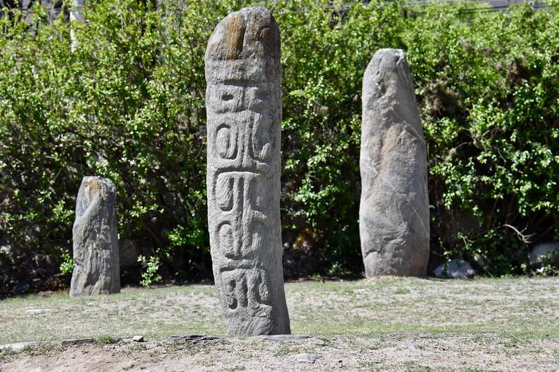 Menhires, Tucuman, Argentina
