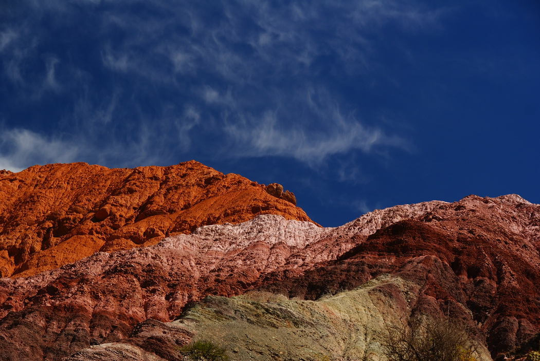 Incredible colors in Norte Argentino