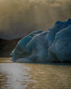 Upsalla Glacier