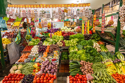 Buenos Aires Central City Market